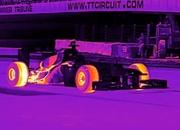 Video: Red Bull RB8 Burnout Filmed In Infrared is All Sorts of Awesome - image 566135