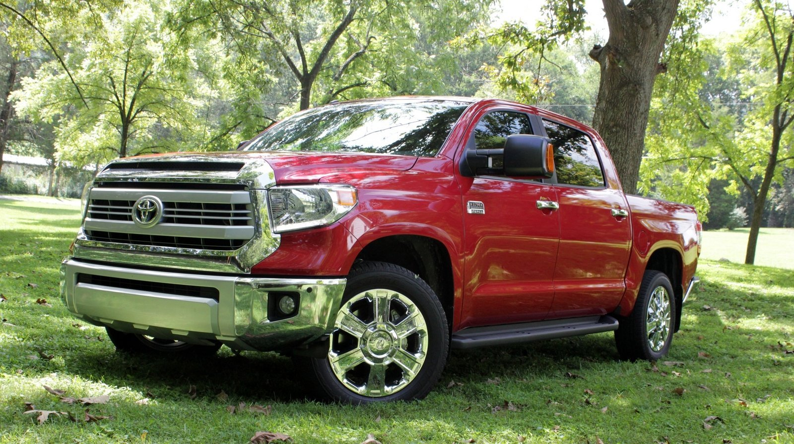 2014 Toyota Tundra 1794 - Driven | Top Speed