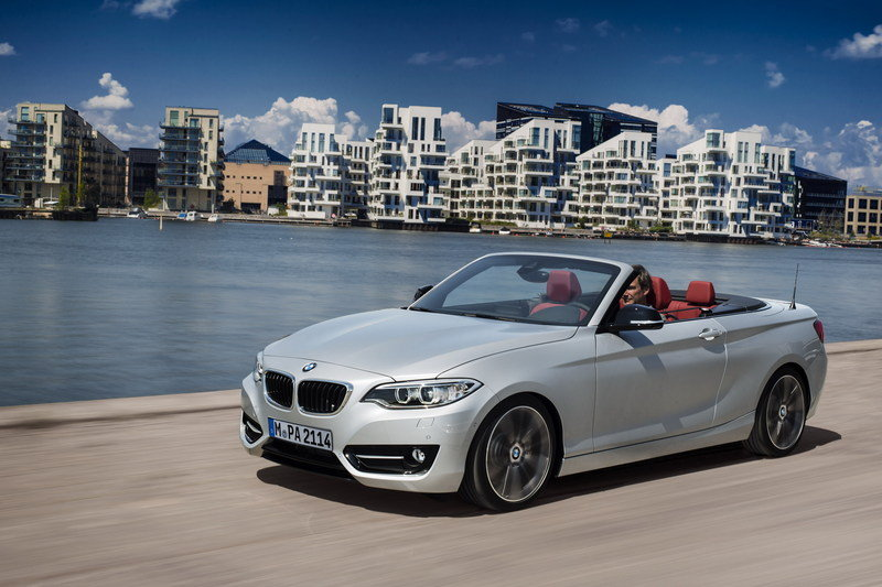 2015 BMW 2 Series Convertible High Resolution Exterior Wallpaper quality - image 567861