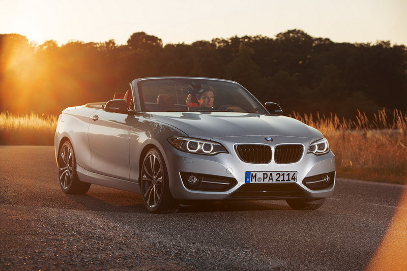 2015 BMW 2 Series Convertible High Resolution Exterior - image 567862