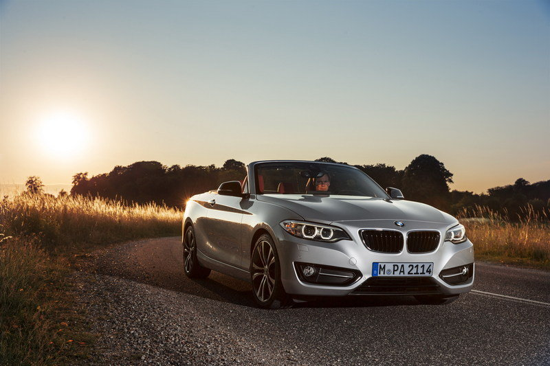 2015 BMW 2 Series Convertible High Resolution Exterior - image 567863