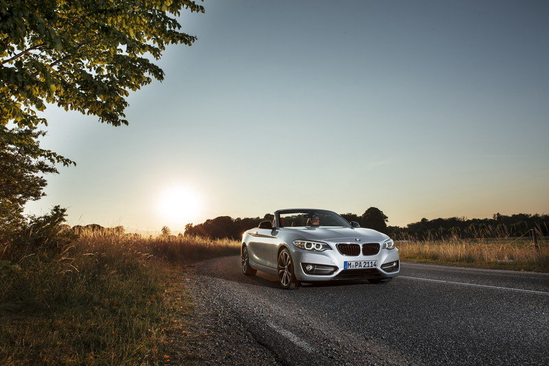 2015 BMW 2 Series Convertible High Resolution Exterior - image 567864