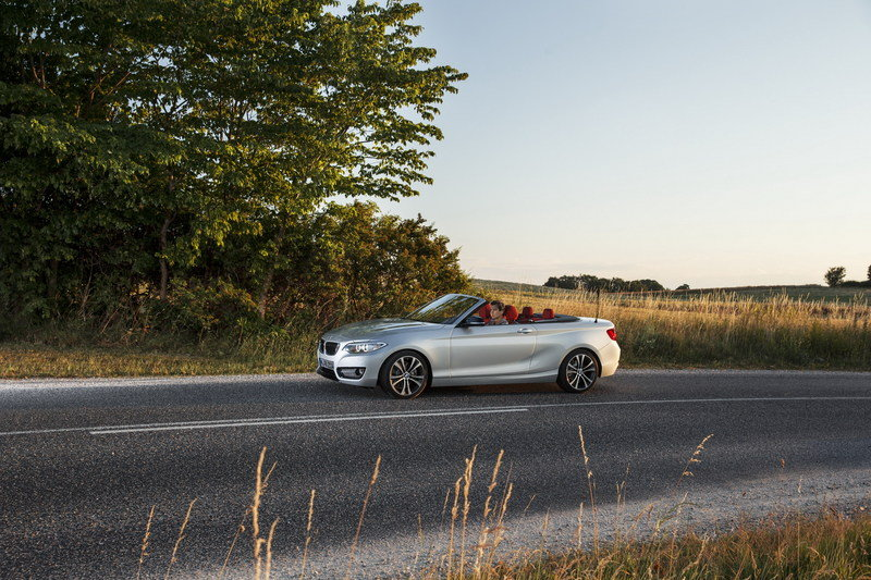 2015 BMW 2 Series Convertible High Resolution Exterior - image 567865