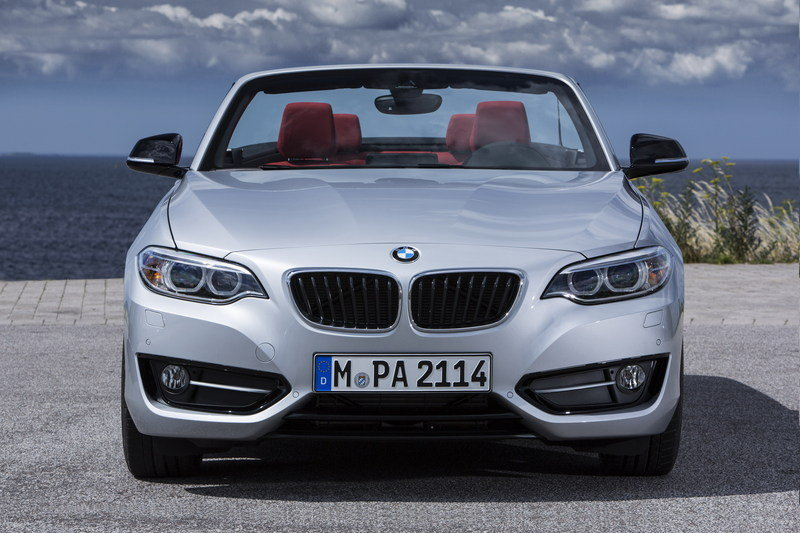 2015 BMW 2 Series Convertible High Resolution Exterior - image 567867