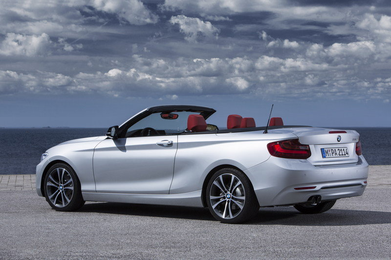 2015 BMW 2 Series Convertible High Resolution Exterior - image 567869