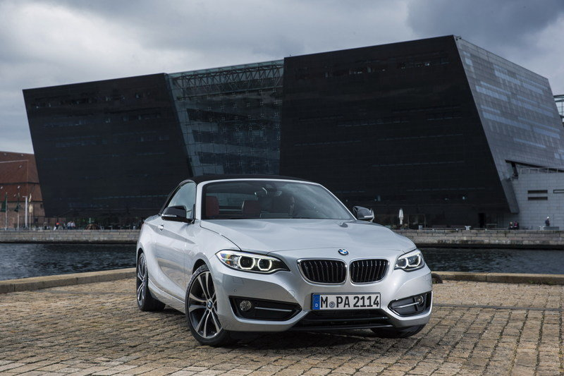 2015 BMW 2 Series Convertible High Resolution Exterior - image 567889