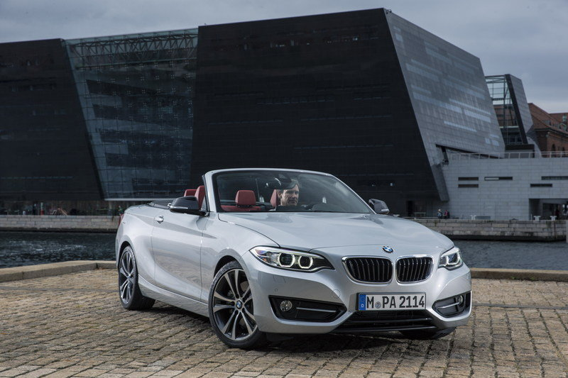 2015 BMW 2 Series Convertible High Resolution Exterior - image 567890
