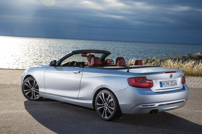 2015 BMW 2 Series Convertible High Resolution Exterior - image 567893
