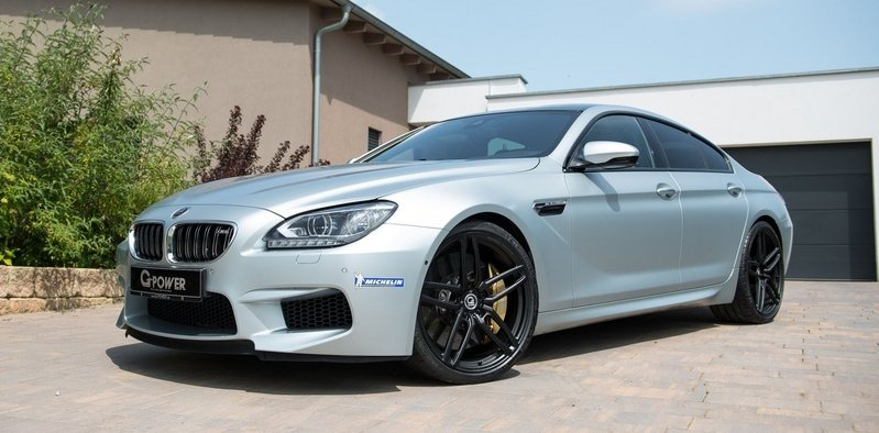 2014 BMW M6 Gran Coupe By G-Power