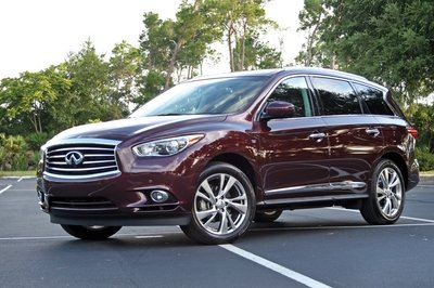 Mark spent some time with the Infiniti QX60, find out what he thinks of it here,