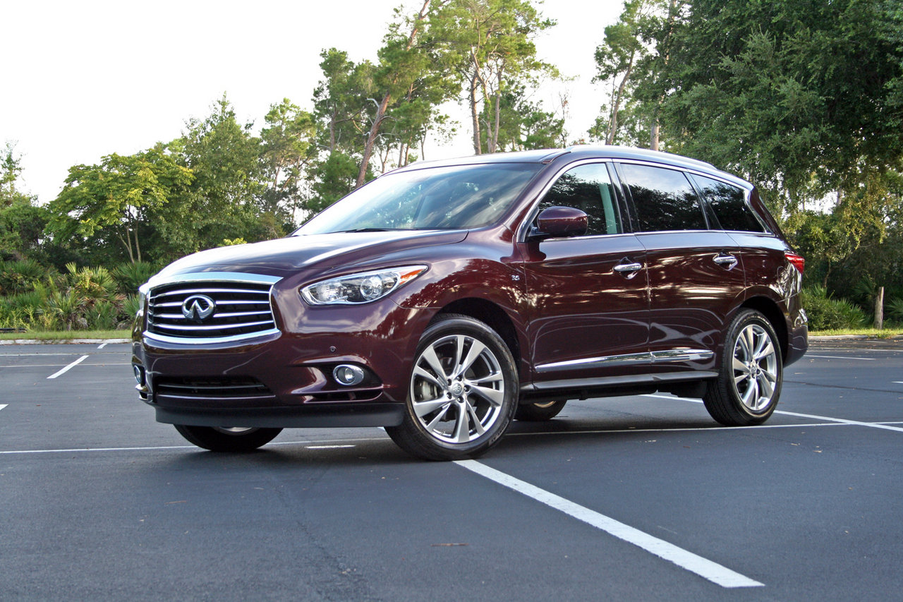 2014 infiniti qx60 driven picture 569319 car review top speed. Black Bedroom Furniture Sets. Home Design Ideas