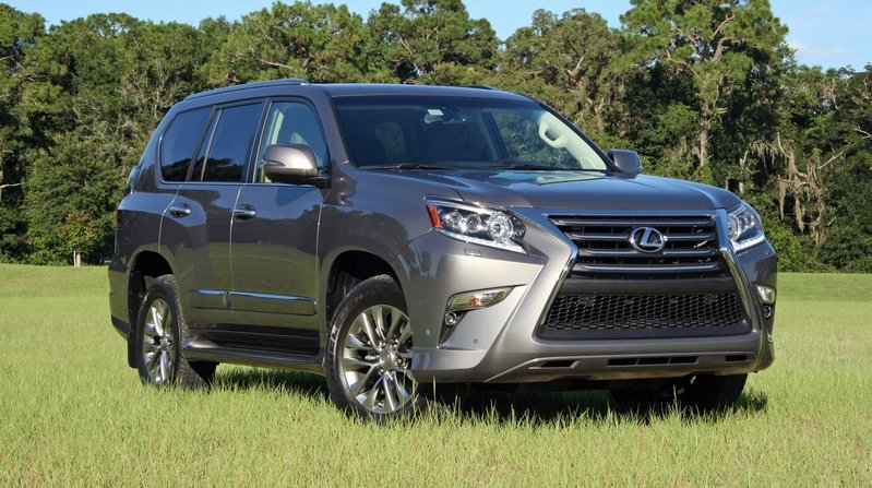 lexus gx reviews specs prices photos and videos top speed. Black Bedroom Furniture Sets. Home Design Ideas
