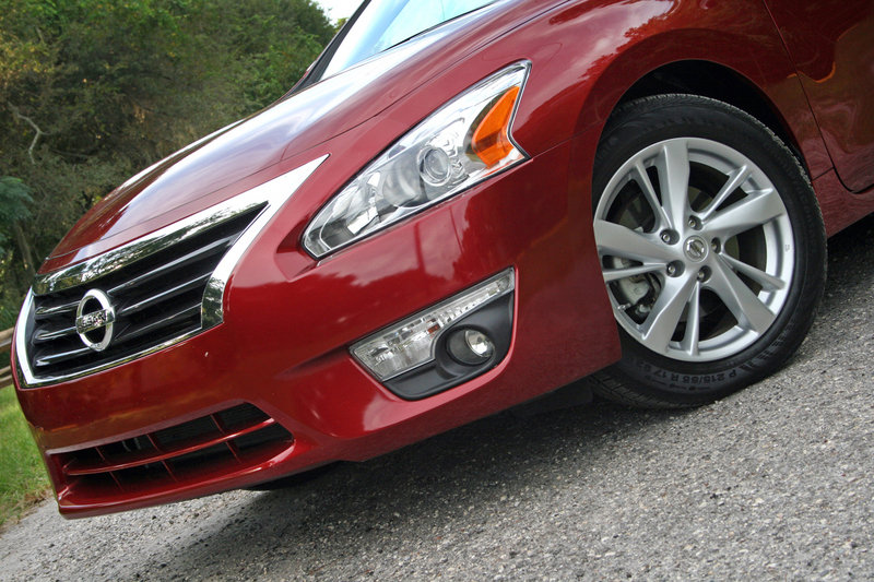 2014 Nissan Altima - Driven Exterior - image 570669