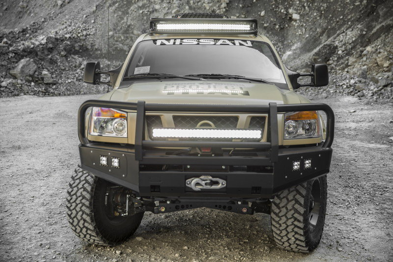 "2014 Nissan ""Project Titan"" High Resolution Exterior - image 567731"