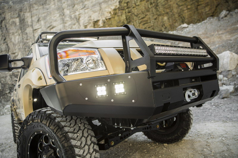 "2014 Nissan ""Project Titan"" Exterior - image 567714"