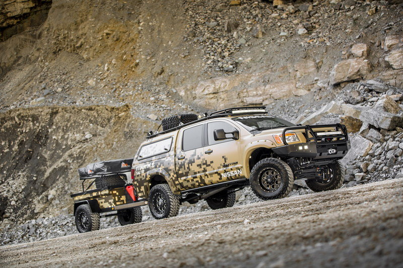 "2014 Nissan ""Project Titan"" High Resolution Exterior - image 567962"
