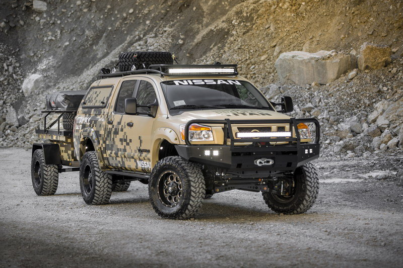 "2014 Nissan ""Project Titan"""