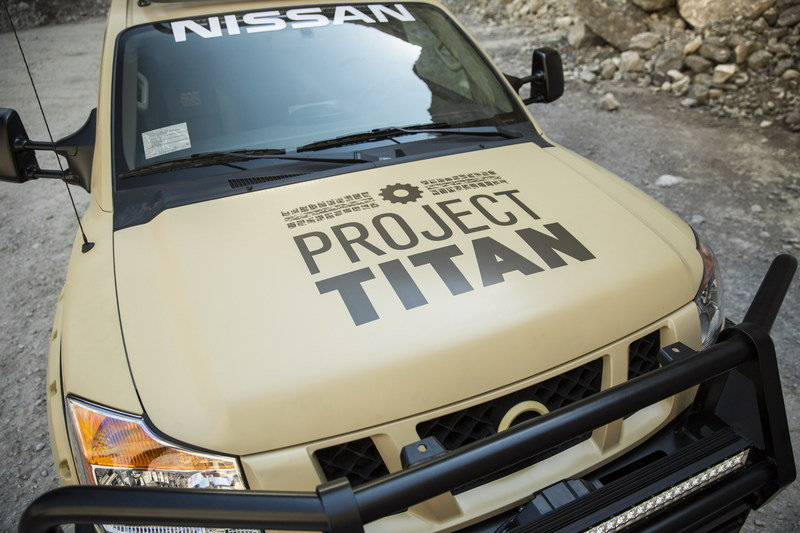 "2014 Nissan ""Project Titan"" Exterior - image 567718"