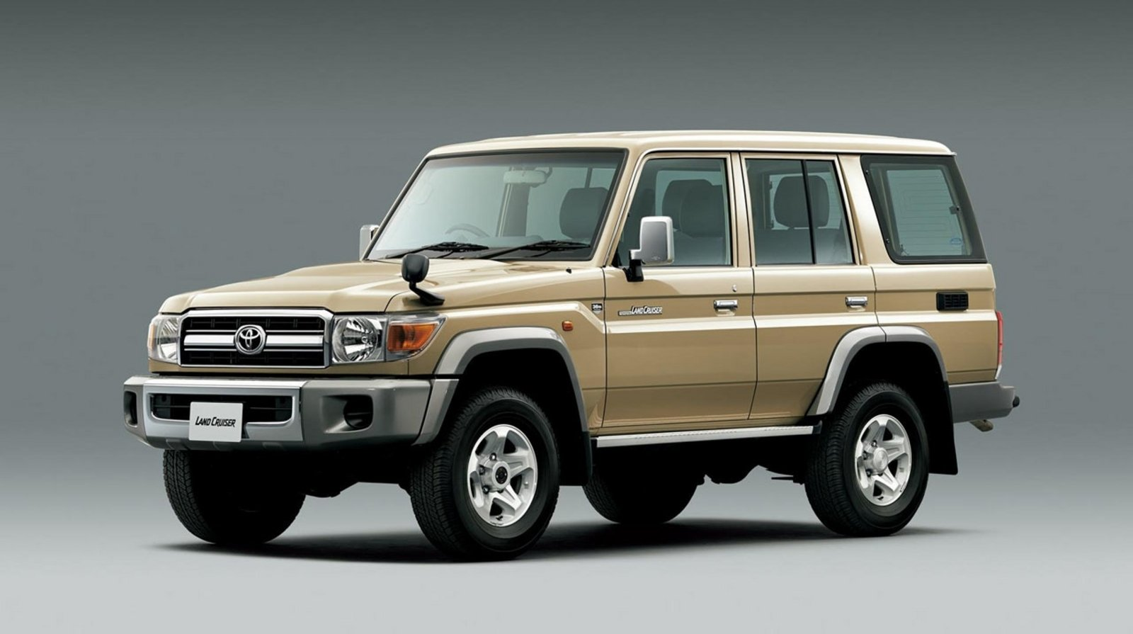 2014 Toyota Land Cruiser 70 Review