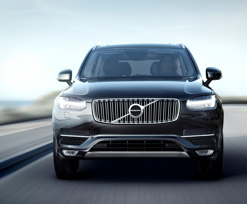 2015 Volvo XC90 First Edition High Resolution Exterior - image 566729
