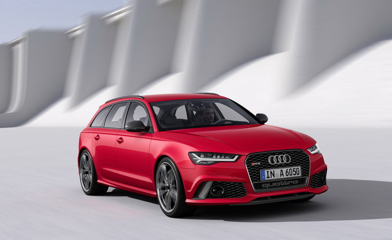 2015 Audi RS6 Avant High Resolution Exterior Wallpaper quality - image 567019