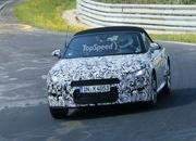 Spy Shots: Audi TT Roadster Testing At Nürburgring - image 566747