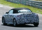 Spy Shots: Audi TT Roadster Testing At Nürburgring - image 566752