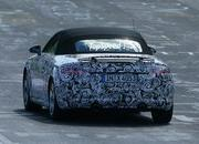 Spy Shots: Audi TT Roadster Testing At Nürburgring - image 566757