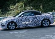 Spy Shots: Audi TT Roadster Testing At Nürburgring - image 566758