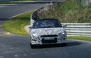 Spy Shots: Audi TT Roadster Testing At Nürburgring - image 566746