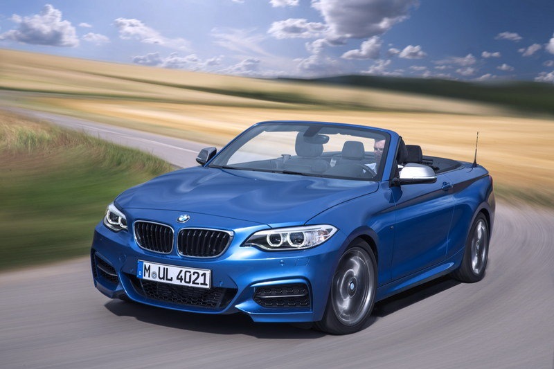 2015 BMW M235i Convertible High Resolution Exterior Wallpaper quality - image 567950