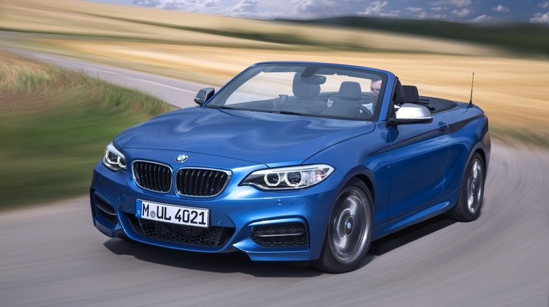 2015 BMW M235i Convertible