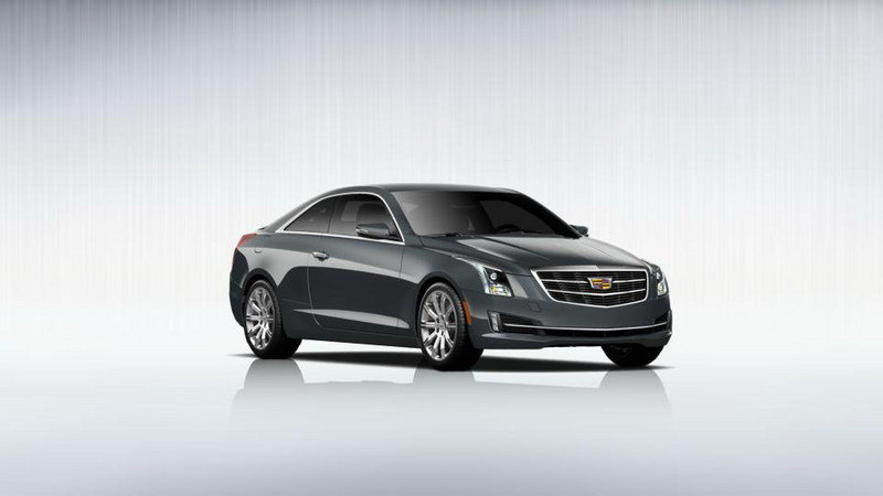 2015 Cadillac ATS Coupe Configurator Goes Online Exterior - image 569001