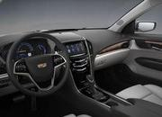 2015 Cadillac ATS Coupe Configurator Goes Online - image 569005