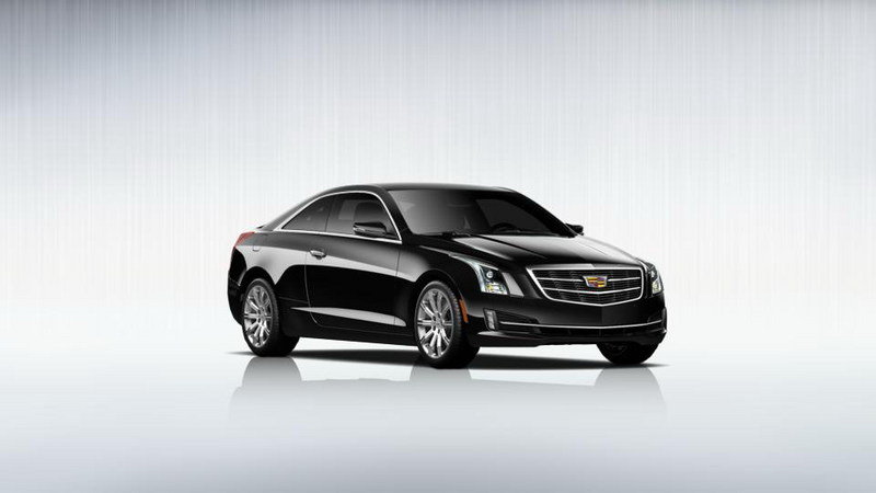 2015 Cadillac ATS Coupe Configurator Goes Online Exterior - image 568993