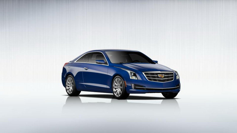 2015 Cadillac ATS Coupe Configurator Goes Online Exterior - image 568994