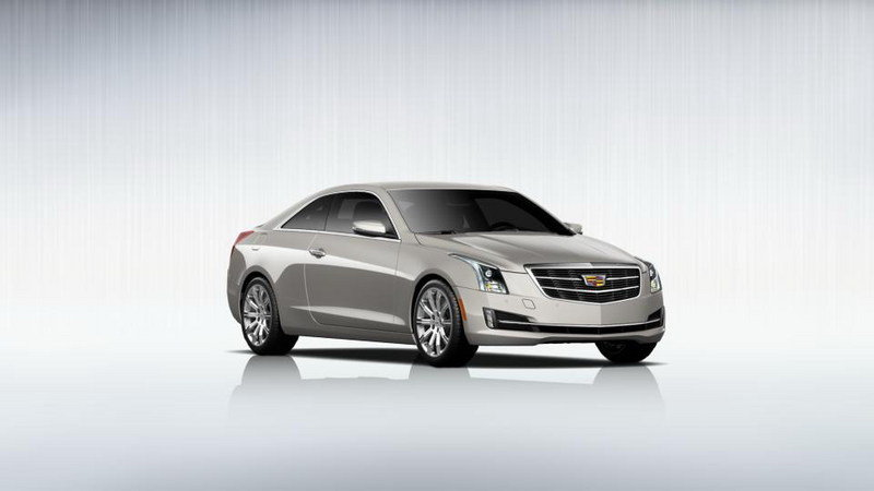 2015 Cadillac ATS Coupe Configurator Goes Online Exterior - image 568995