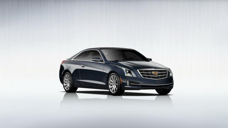 2015 Cadillac ATS Coupe Configurator Goes Online Exterior - image 568996