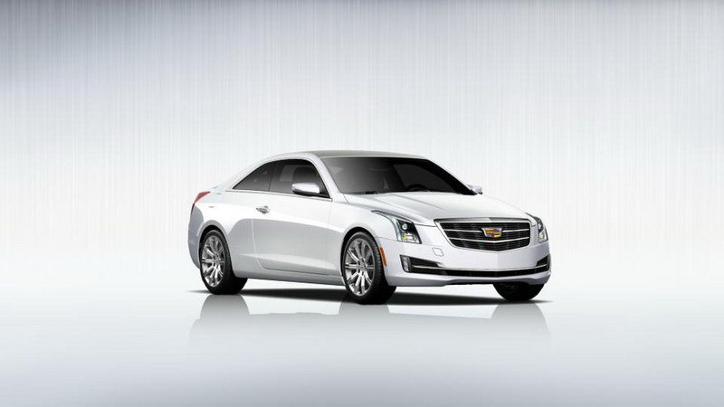 2015 Cadillac ATS Coupe Configurator Goes Online Exterior - image 568997
