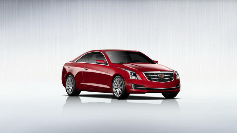 2015 Cadillac ATS Coupe Configurator Goes Online Exterior - image 568998