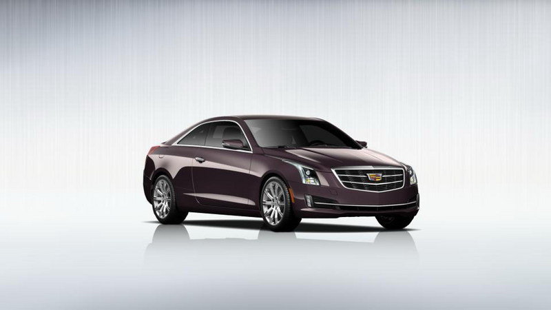 2015 Cadillac ATS Coupe Configurator Goes Online Exterior - image 568999