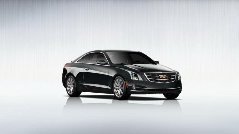 2015 Cadillac ATS Coupe Configurator Goes Online Exterior - image 569000
