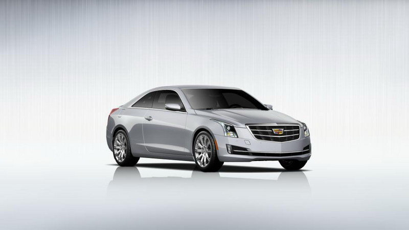 2015 Cadillac ATS Coupe Configurator Goes Online Exterior - image 568992