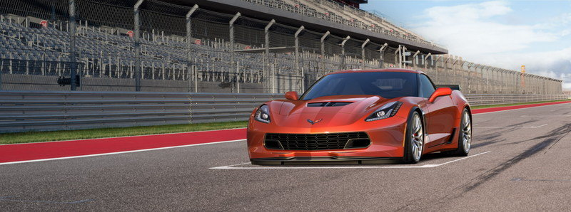2015 Chevrolet Corvette Z06 Configurator Goes Live High Resolution Exterior - image 570101