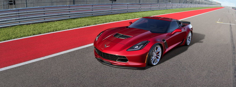 2015 Chevrolet Corvette Z06 Configurator Goes Live High Resolution Exterior - image 570105