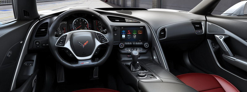 2015 Chevrolet Corvette Z06 Configurator Goes Live High Resolution Interior - image 570107