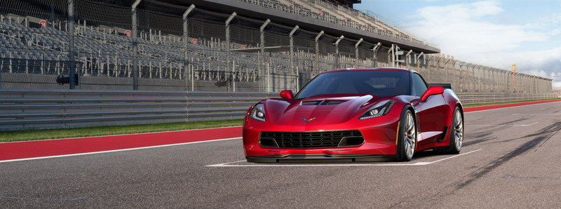 2015 Chevrolet Corvette Z06 Configurator Goes Live High Resolution Exterior - image 570094