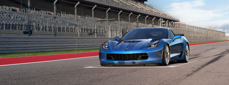 2015 Chevrolet Corvette Z06 Configurator Goes Live High Resolution Exterior - image 570100