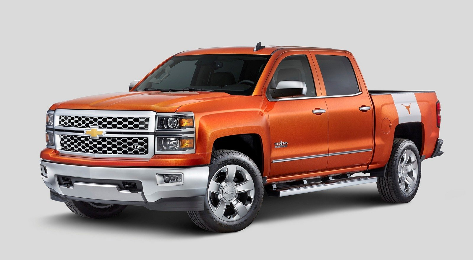 Chevy Silverado Special Editions >> 2015 Chevrolet Silverado University Of Texas Edition - Picture 568320 | car review @ Top Speed