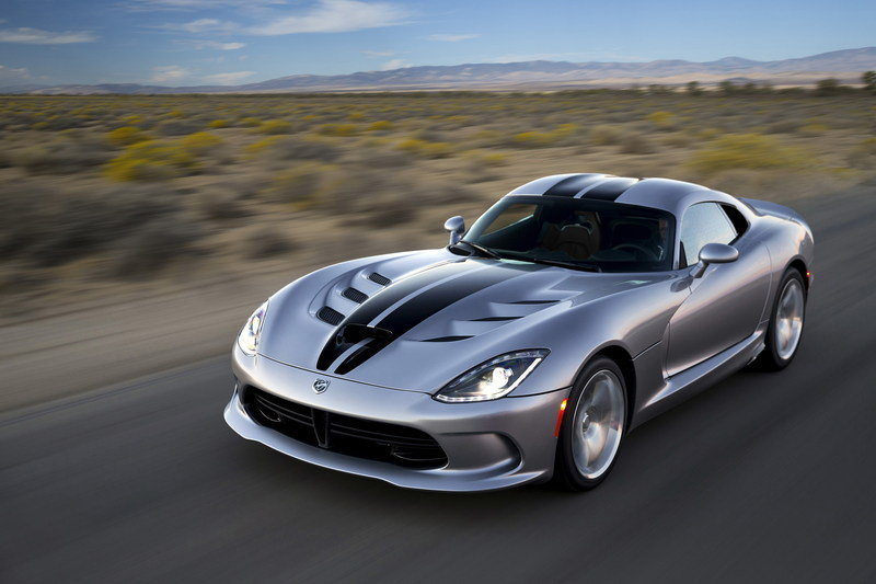 2015 Dodge Viper SRT High Resolution Exterior - image 566734